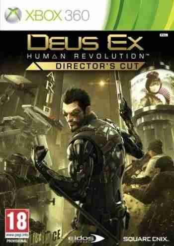 Descargar Deus Ex Human Revolution Directors Cut [MULTI][Region Free][2DVDs][COMPLEX] por Torrent